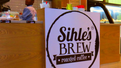 Sihle's Brew At Adcorp Place